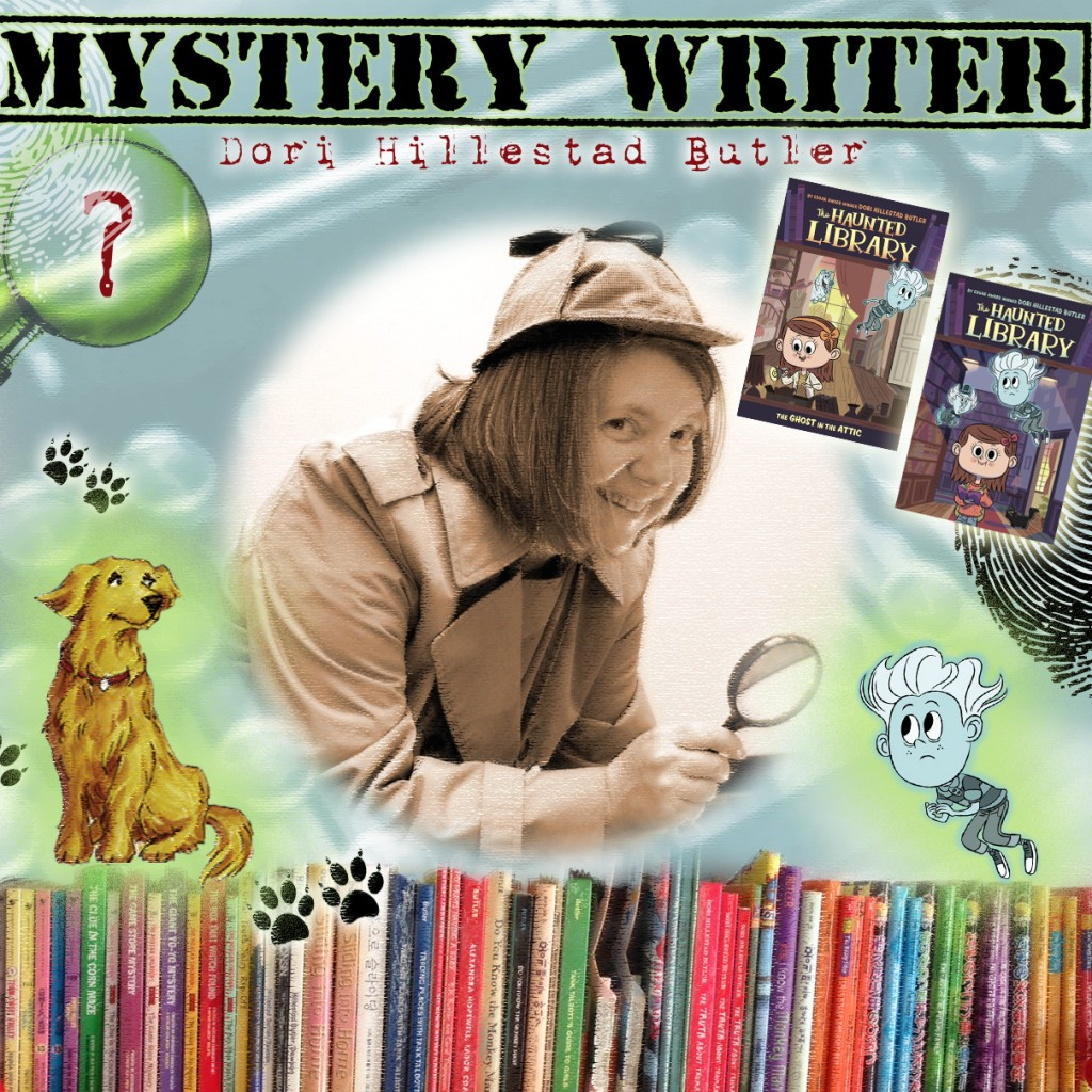 Dori Butler- Mystery Writer