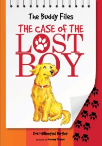 The Buddy Files #1: Case of the Lost Boy