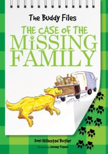 The Buddy Files #3: The Case of the Missing Family