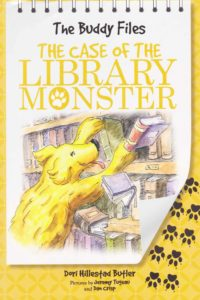 The Buddy Files #5: The Case of the Library Monster