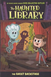 The Haunted Library #3 – The Ghost Backstage