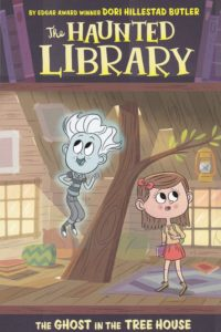 The Haunted Library #7 – The Ghost in the Treehouse