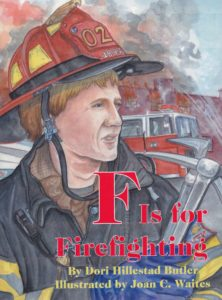F is for Fire Fighting