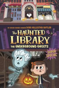 The Haunted Library #10 – The Underground Ghosts
